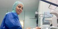 ۵۰۰جراحی مغز توسط نابغه ۲۸ساله محجبه ایرانی +تصاویر