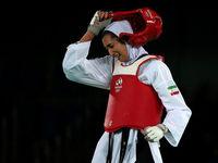 پرچمدار ایران بازیهای آسیایی را از دست داد