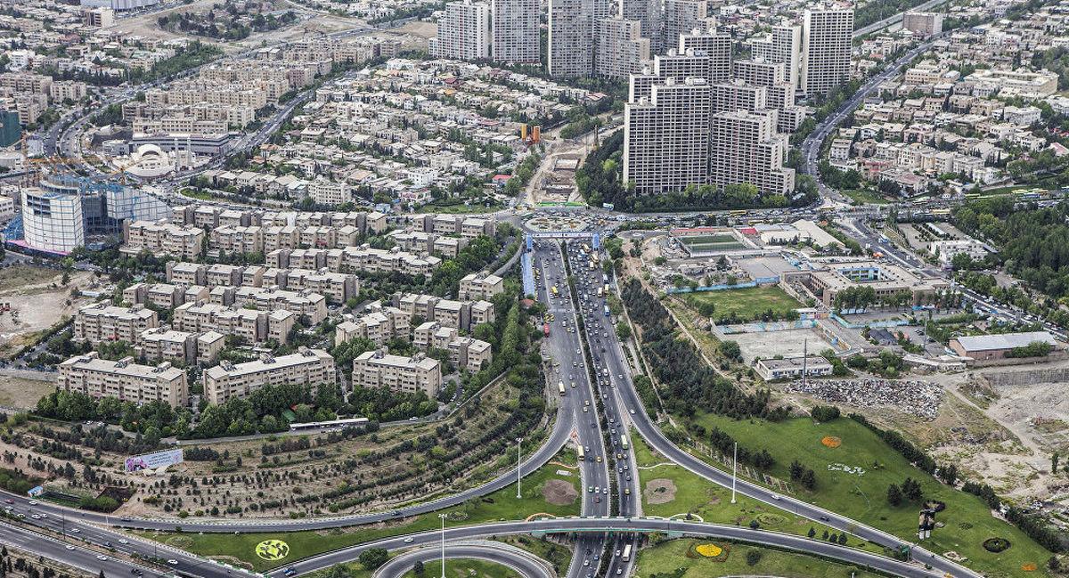 سال گذشته کدام منطقه تهران رکورد قیمت مسکن را شکست؟