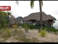 هتلی لوکس در بورا بورا +فیلم