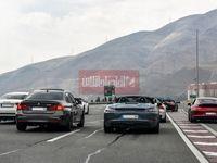 رژه خودروهای میلیاردی +عکس
