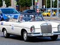 دورهمی خودرویهای کلاسیک در روسیه +تصاویر