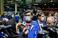 مدیرعامل تصاویر مربوط به پارکینگ ایرانخودرو را تاییدکرد
