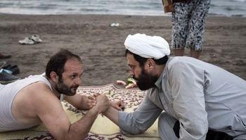 روحانیون در سواحل گیلان +تصاویر