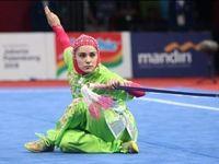 حجاب ورزشکار 18 ساله ایرانی در بازیهای آسیایی +عکس