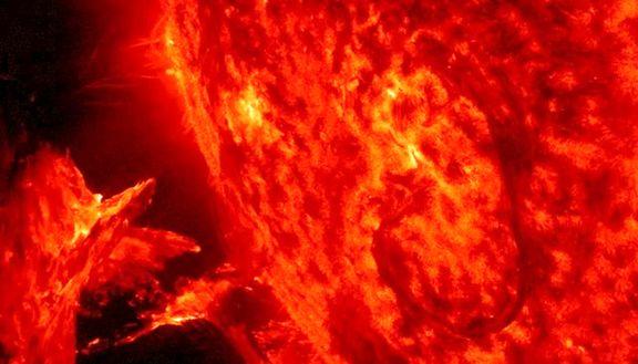 ایران ۲برابر جهان گرم میشود