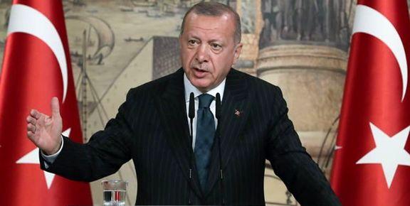 واکنش اردوغان به اظهارات اخیر ترامپ درباره ایران