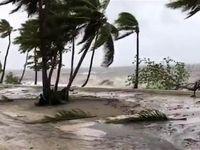 طوفان در آمریکا جان 10نفر را گرفت