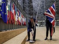 حذف پرچم انگلیس از شورای اروپا