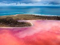 رمانتیکترین دریاچههای دنیا +تصاویر