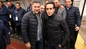 علی کریمی به دنبال انتقام از دایی