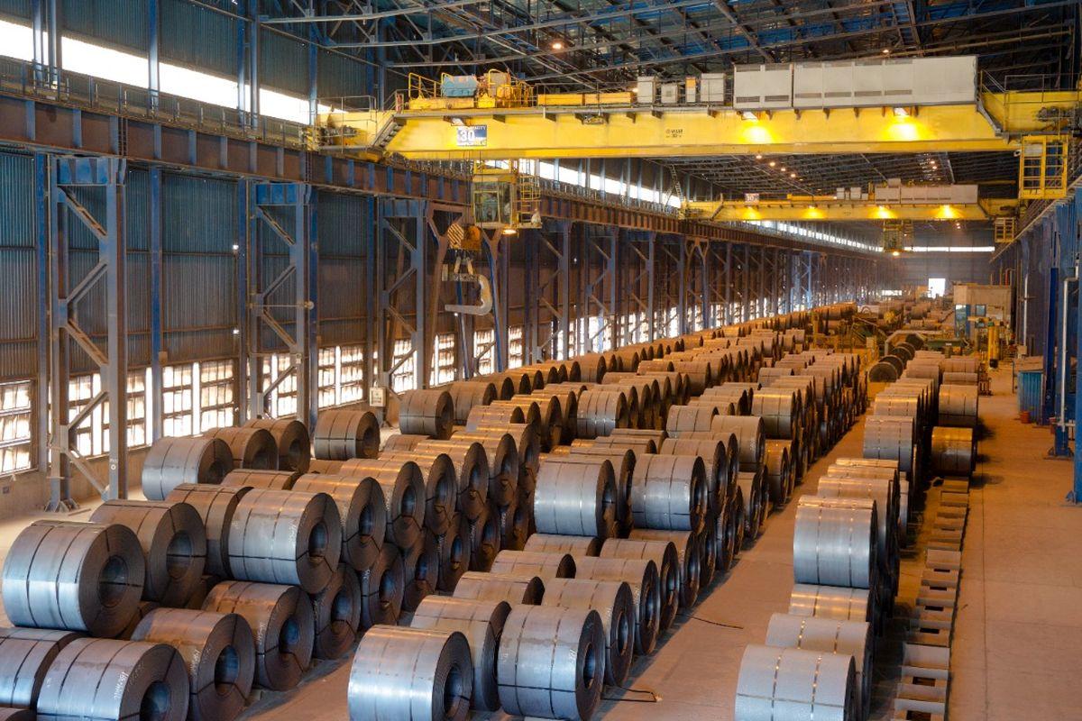 رشد ۷ درصدی تولید محصولات فولادی