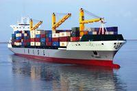 پهلوگیری اولین کشتی کشتیرانی دریای خزر