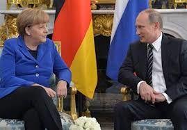 مذاکره پوتین با صدراعظم آلمان درباره برجام