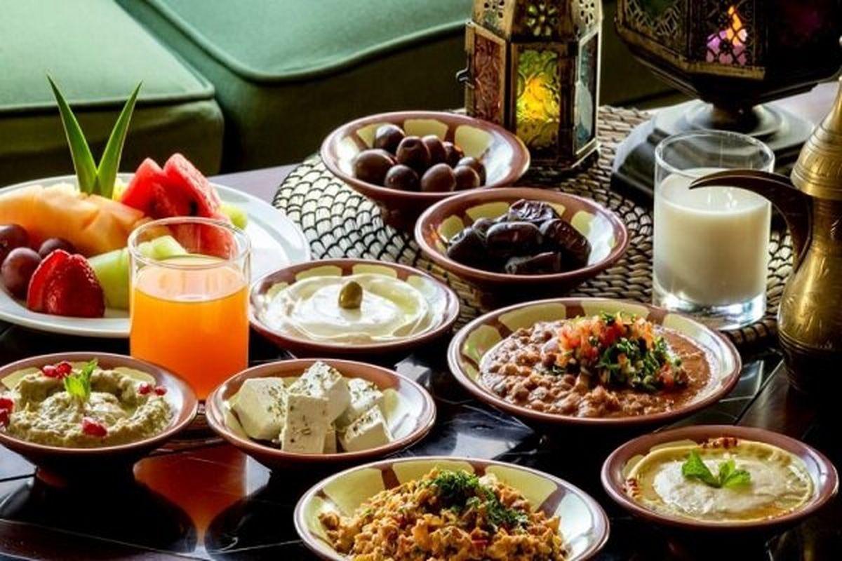 افطاری چه غذایی بخوریم؟