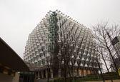سفارت خانه جدید آمریکا در لندن +تصاویر