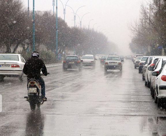 روز شنبه سامانه جدید بارشی وارد کشور میشود