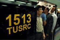 نمایش ازدحام قطارهای مترو برای کاهش ریسک انتقال ویروس کرونا