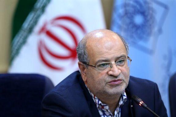 رشد ۷درصدی بستری بیماران کرونایی در تهران