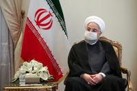 روحانی: همکاری سه قوه میتواند برای رفع مشکلات کشور کمک کند