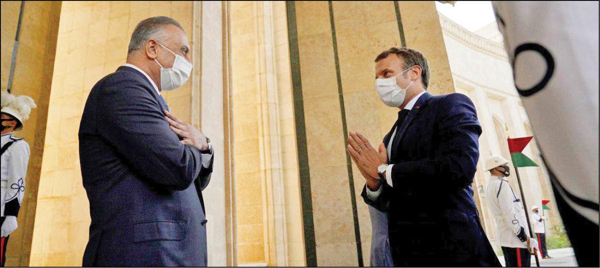 فرانسه در سودای عراق