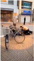 دعوای مردم ژاپن بخاطر چند مشت ماسک! +فیلم