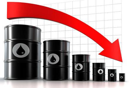 کاهش یک درصدی قیمت نفت