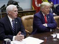 جلسه اضطراری ترامپ با بانکداران آمریکایی