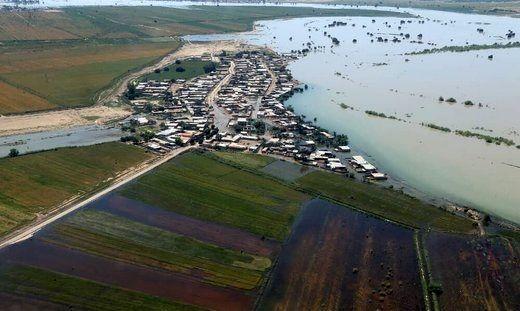 چرا سیلاب گریبان ایرانیها را گرفته است؟