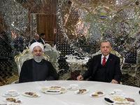 تهران علاقهمند به توسعه روابط با آنکارا است/ مخالفت ایران و ترکیه با تحریم و یکجانبهگرایی