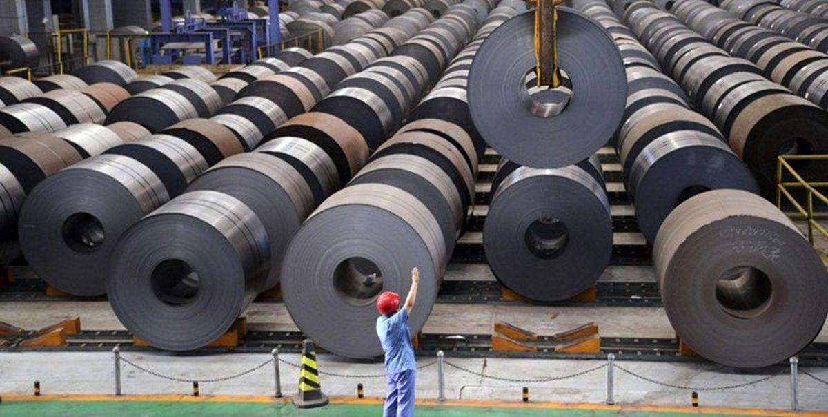 عدم توازن تولید فولاد را آب میکند