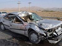 حوادث رانندگی در چهارمحال وبختیاری ۲کشته داشت
