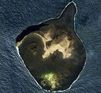 جزیره ممنوعه جهان در کجا قرار دارد؟ +عکس
