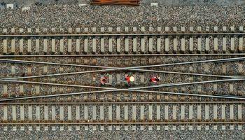 سلامت راهآهن چین روزانه چک میشود! +تصاویر