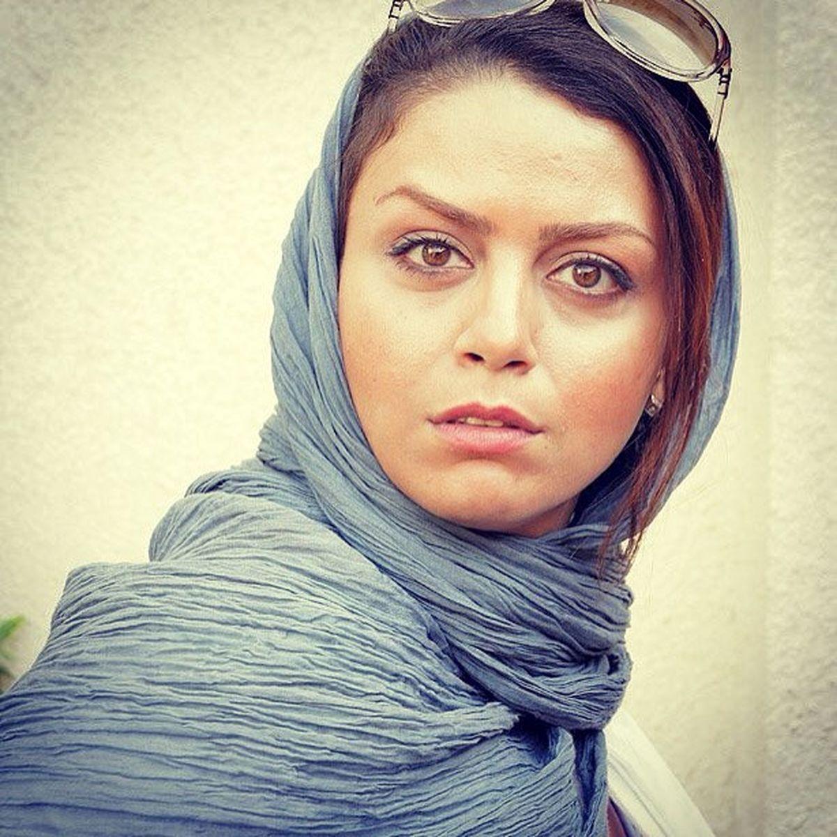 کاشان گردی شبنم فرشادجو + عکس