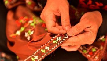 لباس سنتی ایران بر تن ملکه برونئی +عکس