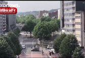 تیراندازی در بلژیک! +فیلم