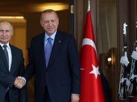 پوتین و اردوغان دیدار کردند