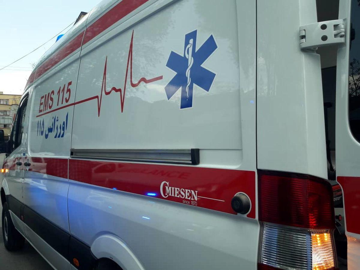 مأموریتهای کرونایی اورژانس تهران ۵برابر شده است