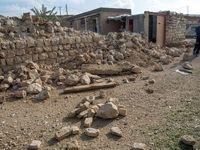 روستاهای قصرشیرین یک روز پس از زلزله +عکس
