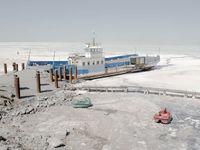 زندگی در اطراف دریاچه ارومیه +عکس