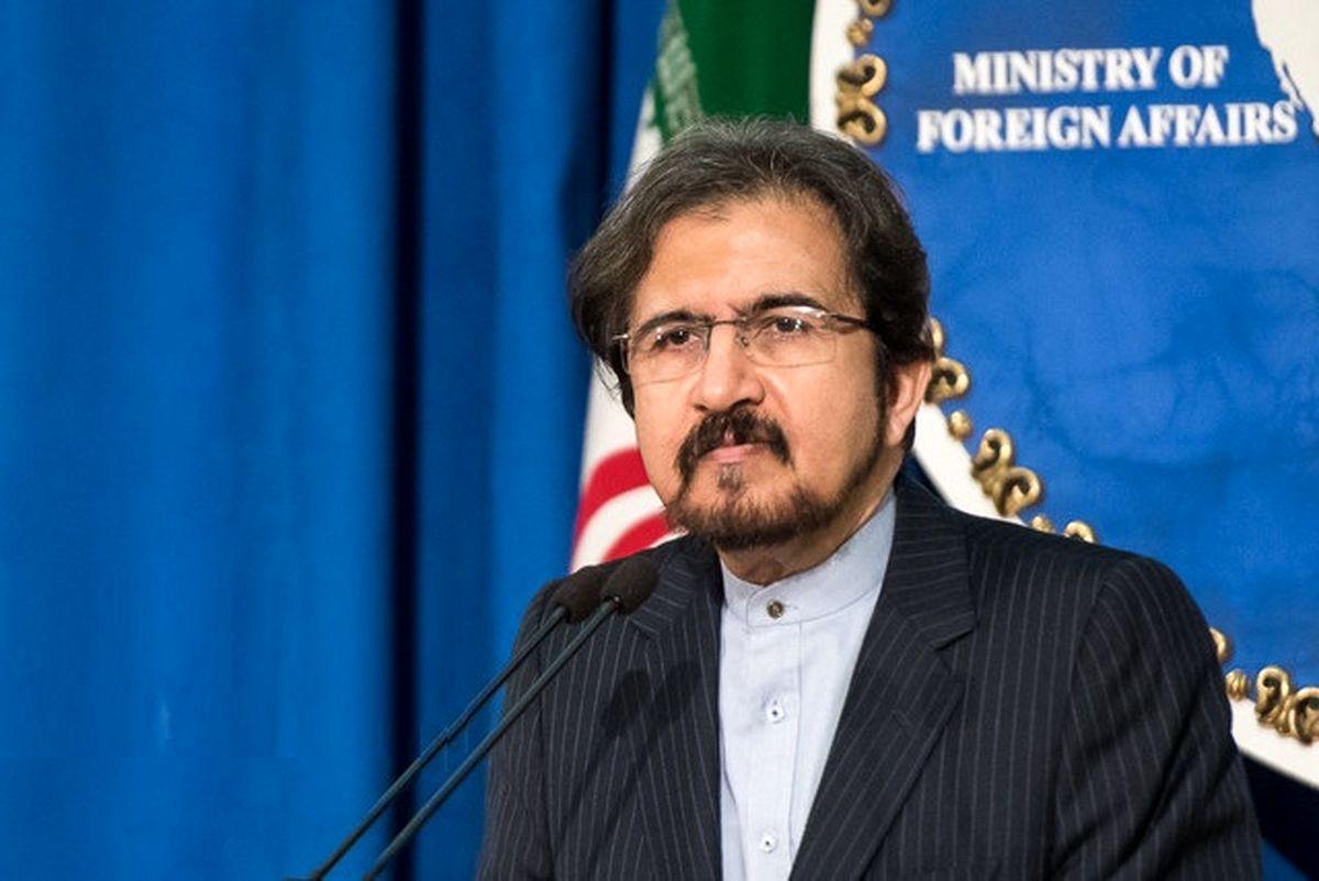 ایران پیگیر پرونده لاهه است/  آمریکا باید تحریمهای حوزه دارو و مواد غذایی را بردارد
