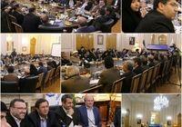 نشست هماندیشی مدیران ارشد صنعت بیمه و اعضای کمیسیون اقتصادی مجلس برگزار شد