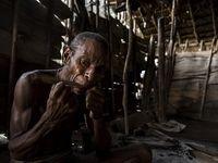 زندگی مردم قبیله دورافتاده که آدمخوارند! +عکس