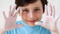 آب گرم و سرد در دست شستن فرقی ندارد