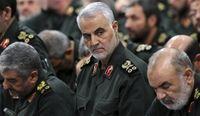 موساد: سردار سلیمانی تاکنون در لیست ترور اسرائیل قرار نگرفته