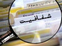 شفافسازی«حتاید» در خصوص دلیل عدم شناسایی درآمد عملیاتی اسفند 97