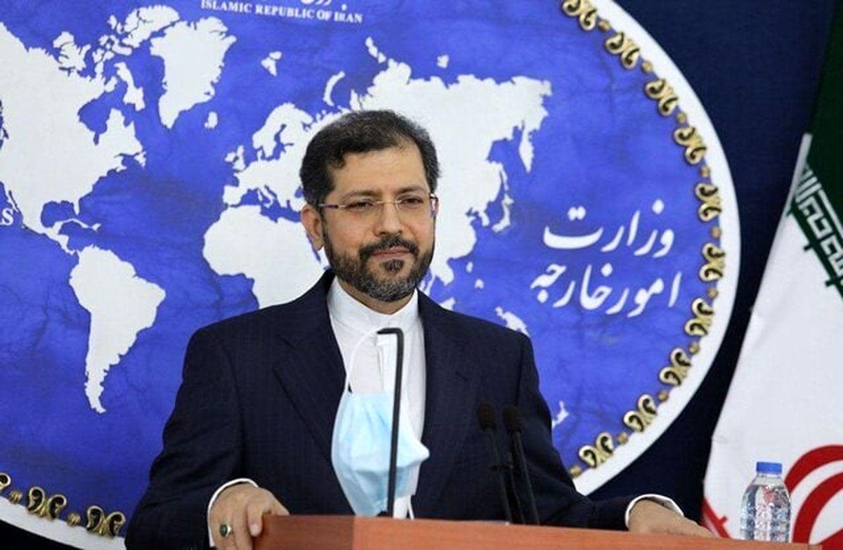 واکنش وزارت خارجه به تحریم تازه آمریکا