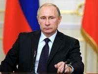 پوتین: فیفا سیاهنمایی نکند