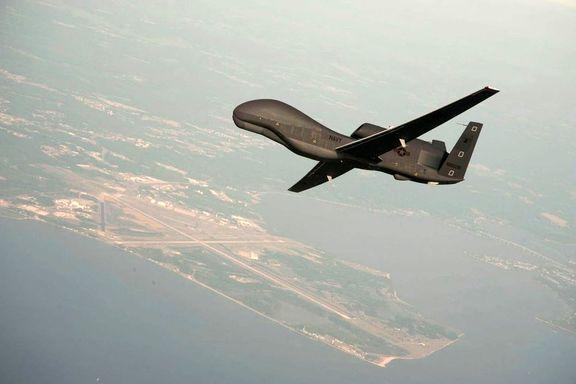 پنتاگون: پهپاد آمریکایی خارج از آسمان ایران هدف قرار گرفت